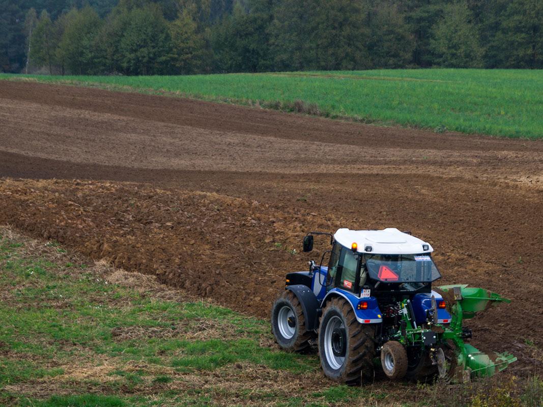 Pokazy Farmtrac, Brzydowo 17.10.2014r
